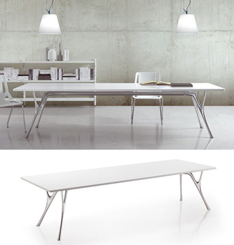 Table et bureau Pegaso par Caimi
